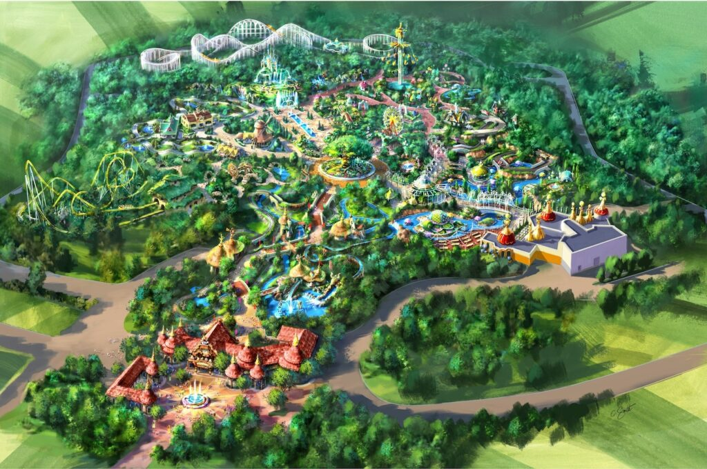 Lotte's Magic Forest